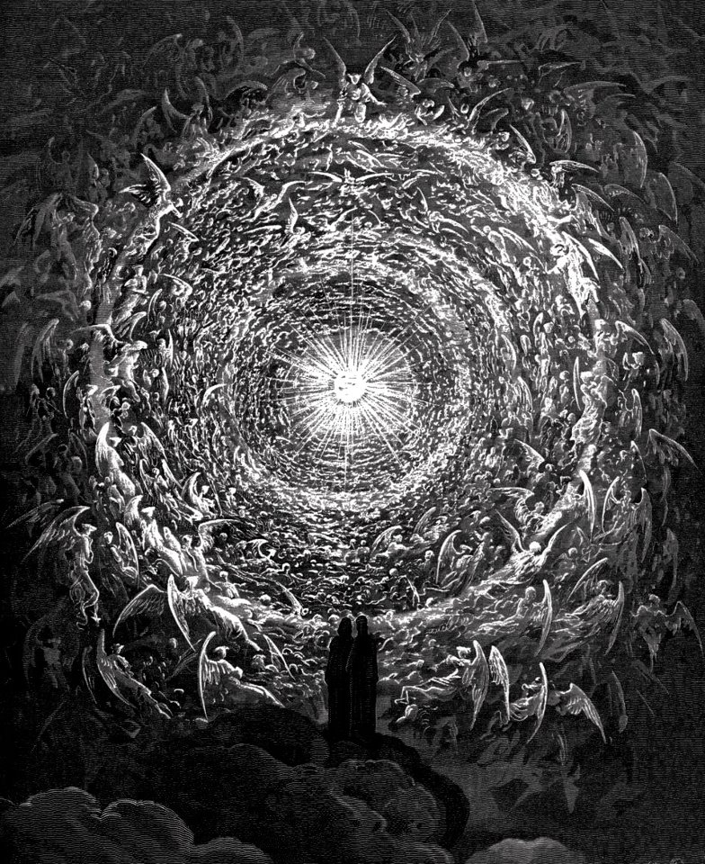 the symbolic structure and content of dantes journey through hell Dante inferno essay in dante's inferno, dante is taken on a journey through hell the structure and content of dante's inferno essay.